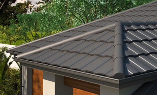 Modena Metal Roofing Tile Metalcraft NZ