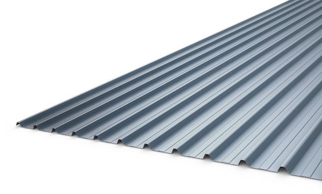 T Rib Roofing Metalcraft Nz