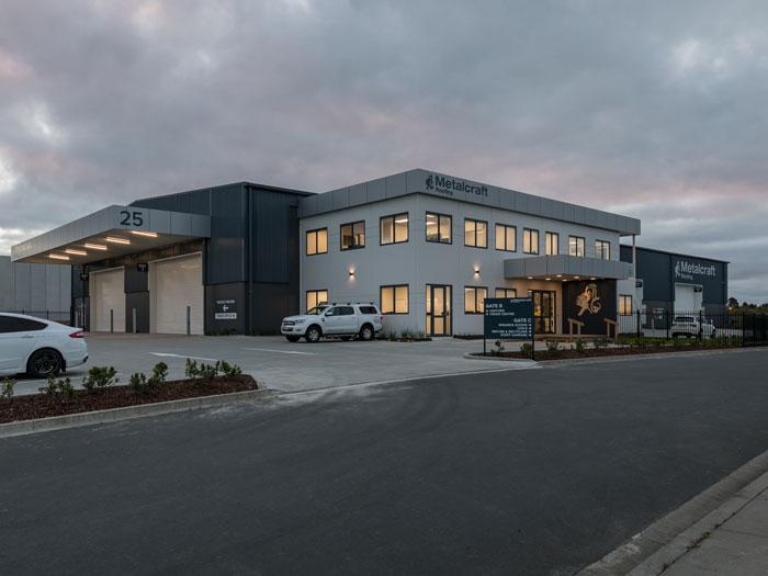Metalcraft open second branch in Auckland