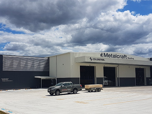 Metalcraft Opens New Hamilton Branch