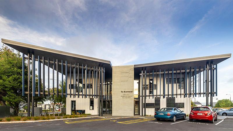 Te Korowai - Presbyterian Support