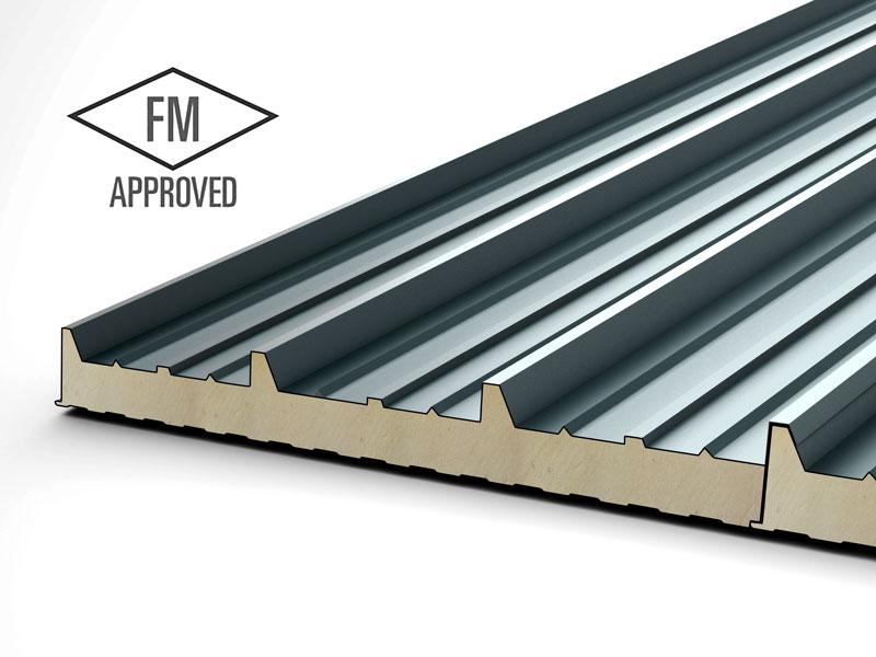 Metecnospan Pir Insulated Panels Metalcraft Nz