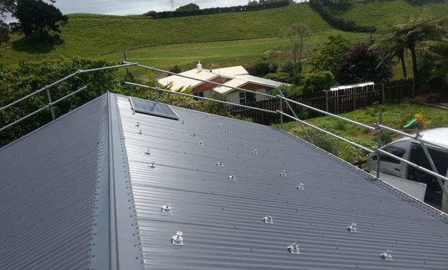 Taranaki Residential House solar Installation