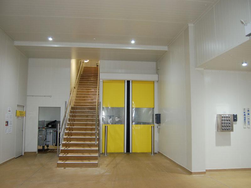 MetecnoPanel (PIR) Insulated Panels – Metalcraft NZ