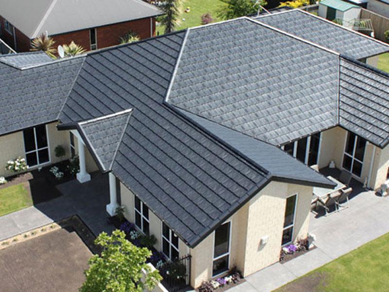 Shake Metal Roofing Tile – Metalcraft NZ