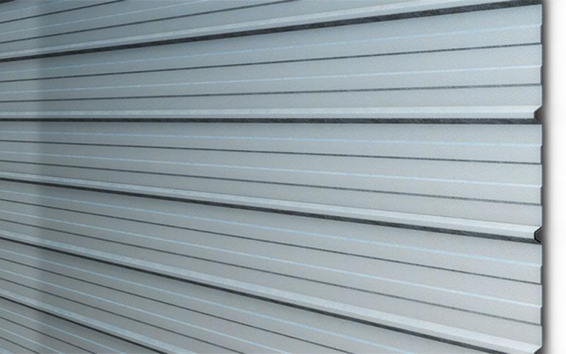 Metclad 850 - Steel Wall Cladding - Metalcraft NZ