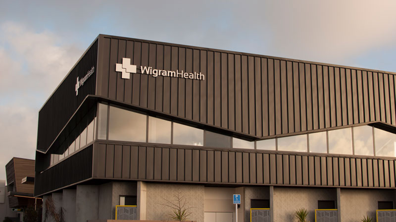 Wigram Medical Christchurch
