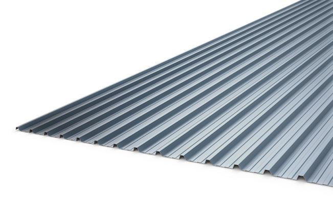 Metrib 760 Long Run Roofing Metalcraft Nz